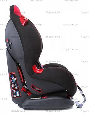 Детское автокресло Eternal Shield Sport Star, красно-черное, ES01-S21-006, отзывы