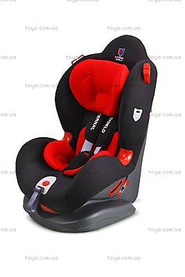 Автокресло Eternal Shield Sport Star, красный/черный, ES01N-SB49-011
