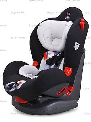 Детское автокресло Eternal Shield Sport Star, серый/черный, ES01N-SB49-001