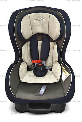 Автокресло Wonderkids Crown Safe (бежевый/синий), WK01-CS11-012, купить