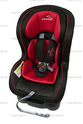 Автокресло WonderKids CROWN SAFE (красный/черный), WK01-CS11-001, цена