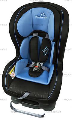 Автокресло WonderKids CROWN SAFE (синий/черный), WK01-CS11-002, детские игрушки