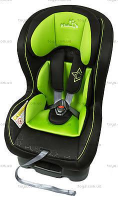 Автокресло WonderKids Crown Safe (зеленый/черный), WK01-CS11-003, детские игрушки
