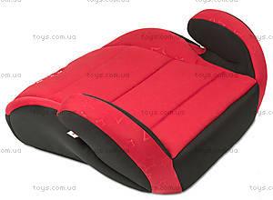 Автокресло WonderKids Honey Pad (красный/черный), WK08-HP11-001, фото