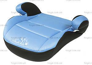 Автокресло WonderKids Honey Pad (синий/черный), WK08-HP11-002, фото