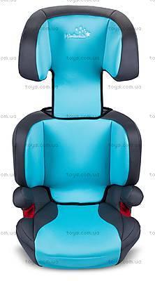 Автокресло WonderKids Rookie (голубой/серый), WK03-R21-004, купить