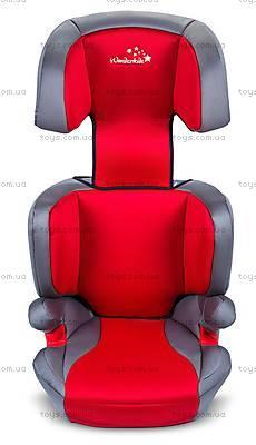 Автокресло WonderKids Rookie (красный/серый), WK03-R21-001, купить