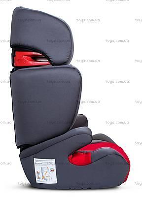 Автокресло WonderKids Rookie (красный/серый), WK03-R21-001, отзывы