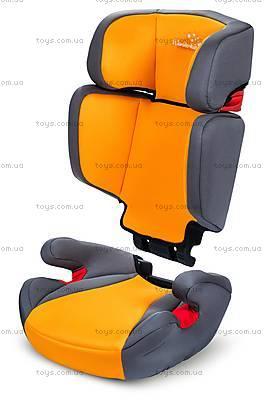 Автокресло WonderKids Rookie (оранжевый/серый), WK03-R21-005, купить