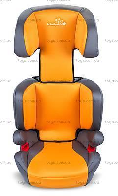 Автокресло WonderKids Rookie (оранжевый/серый), WK03-R21-005, фото