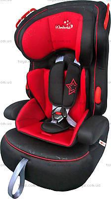 Автокресло WonderKids VALET SAFE (красный/черный), WK03-VS11-001