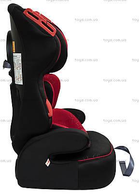 Автокресло WonderKids VALET SAFE (красный/черный), WK03-VS11-001, отзывы