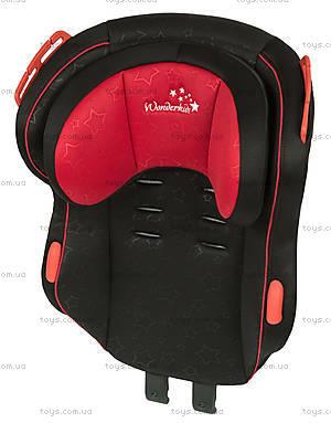 Автокресло WonderKids VALET SAFE (красный/черный), WK03-VS11-001, цена