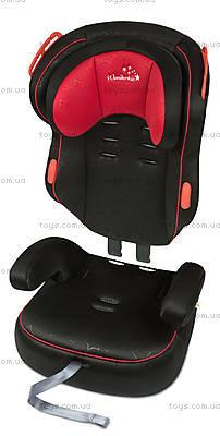 Автокресло WonderKids VALET SAFE (красный/черный), WK03-VS11-001, игрушки