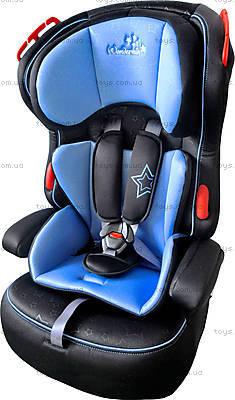 Автокресло WonderKids VALET SAFE (синий/черный), WK03-VS11-002
