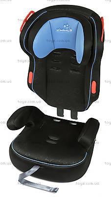 Автокресло WonderKids VALET SAFE (синий/черный), WK03-VS11-002, отзывы