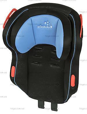 Автокресло WonderKids VALET SAFE (синий/черный), WK03-VS11-002, детские игрушки