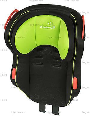 Автокресло WonderKids VALET SAFE (зеленый/черный), WK03-VS11-003, фото