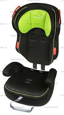 Автокресло WonderKids VALET SAFE (зеленый/черный), WK03-VS11-003, цена