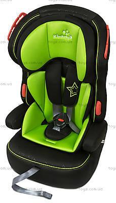 Автокресло WonderKids VALET SAFE (зеленый/черный), WK03-VS11-003, игрушки