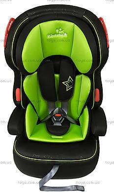 Автокресло WonderKids VALET SAFE (зеленый/черный), WK03-VS11-003, детские игрушки