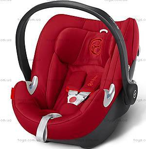 Автокресло Aton Q «Hot & Spicy-red», 515104109