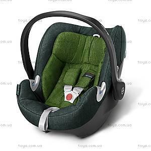 Автокресло Aton Q Plus «Hawaii-green», 515104149