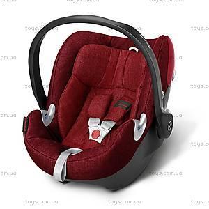 Автокресло Aton Q Plus «Hot & Spicy-red», 515104151