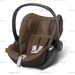 Автокресло для новорожденных Cloud Q «Coffee Bean-brown», 515140075