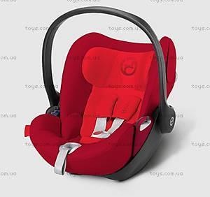 Автокресло для новорожденных Cloud Q Mars Red-red, 516110005