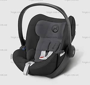 Автокресло для новорожденных Cloud Q Phantom Grey-dark grey, 516110011