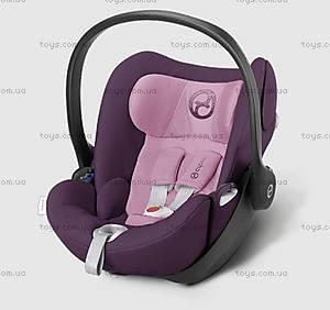 Автокресло для новорожденных Cloud Q Princess Pink-purple, 516110013