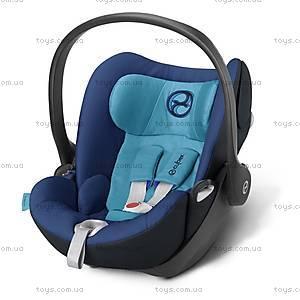 Детское автокресло Cloud Q «True Blue-navy blue», 515140079