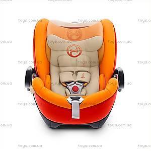 Автокресло  Cloud Q PLUS «Autumn Gold-burnt red», 515140101, магазин игрушек