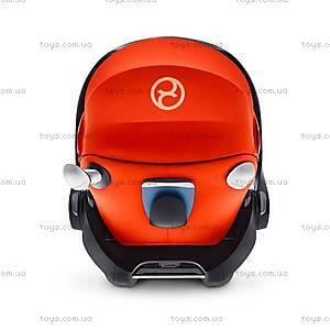 Автокресло  Cloud Q PLUS «Hawaii-green», 515140095, магазин игрушек