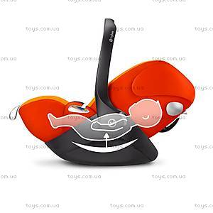Автокресло Cloud Q PLUS «Hot & Spicy-red», 515140099, магазин игрушек
