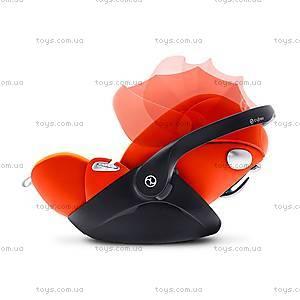 Автокресло Cloud Q PLUS «Hot & Spicy-red», 515140099, toys.com.ua
