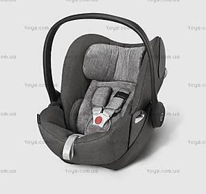 Автокресло для новорожденных Cloud Q PLUS Manhattan Grey-mid grey, 516110025