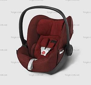 Автокресло для новорожденных Cloud Q PLUS Mars Red-red, 516110021