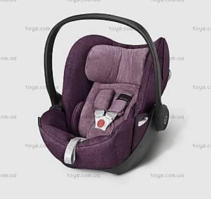 Автокресло для новорожденных  Cloud Q PLUS Princess Pink-purple, 516110027