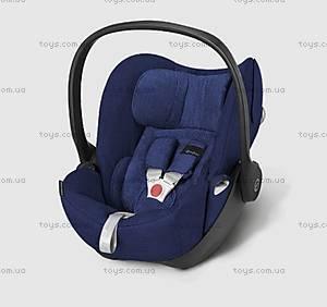 Автокресло для новорожденных Cloud Q PLUS Royal Blue-navy blue, 516110023