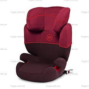 Автокресло Free-fix CBXC «Rumba Red-dark red», 514113035