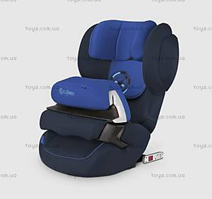 Автокресло Juno 2-fix Royal Blue-navy blue, 516151007