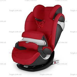 Автокресло Pallas M-fix «Hot & Spicy-red», 515115004