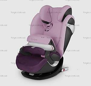Автокресло Pallas M-fix Princess Pink-purple, 516134013