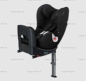 Автокресло Sirona PLUS Happy Black-black, 516120015