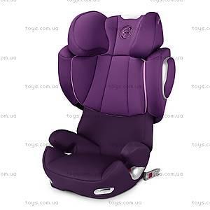 Автокресло Solution Q2-fix «Grape Juice-purple», 515120019