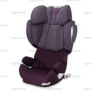 Автокресло Solution Q2-fix Plus «Grape Juice-purple», 515120033