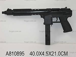 Автомат Airsoft Gun, черный, 769-1