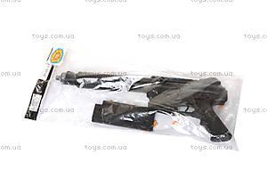 Автомат Airsoft Gun, с пульками, K288, отзывы